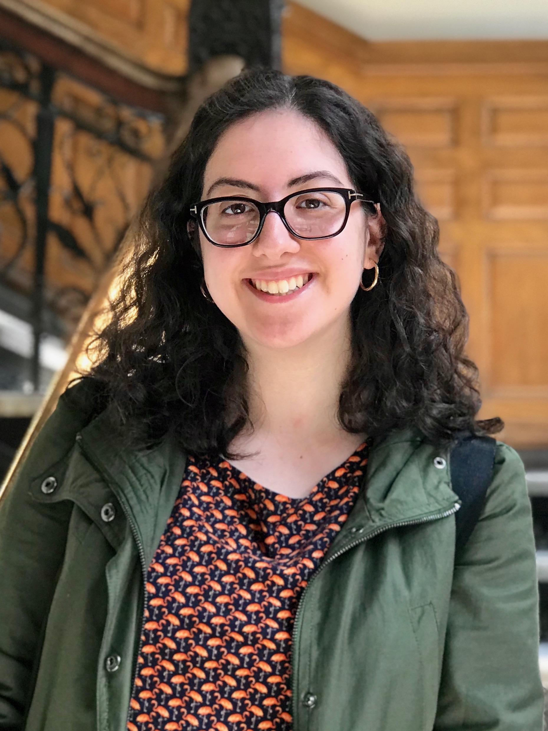 Photo of Tessa Di Vizio, TRIN
