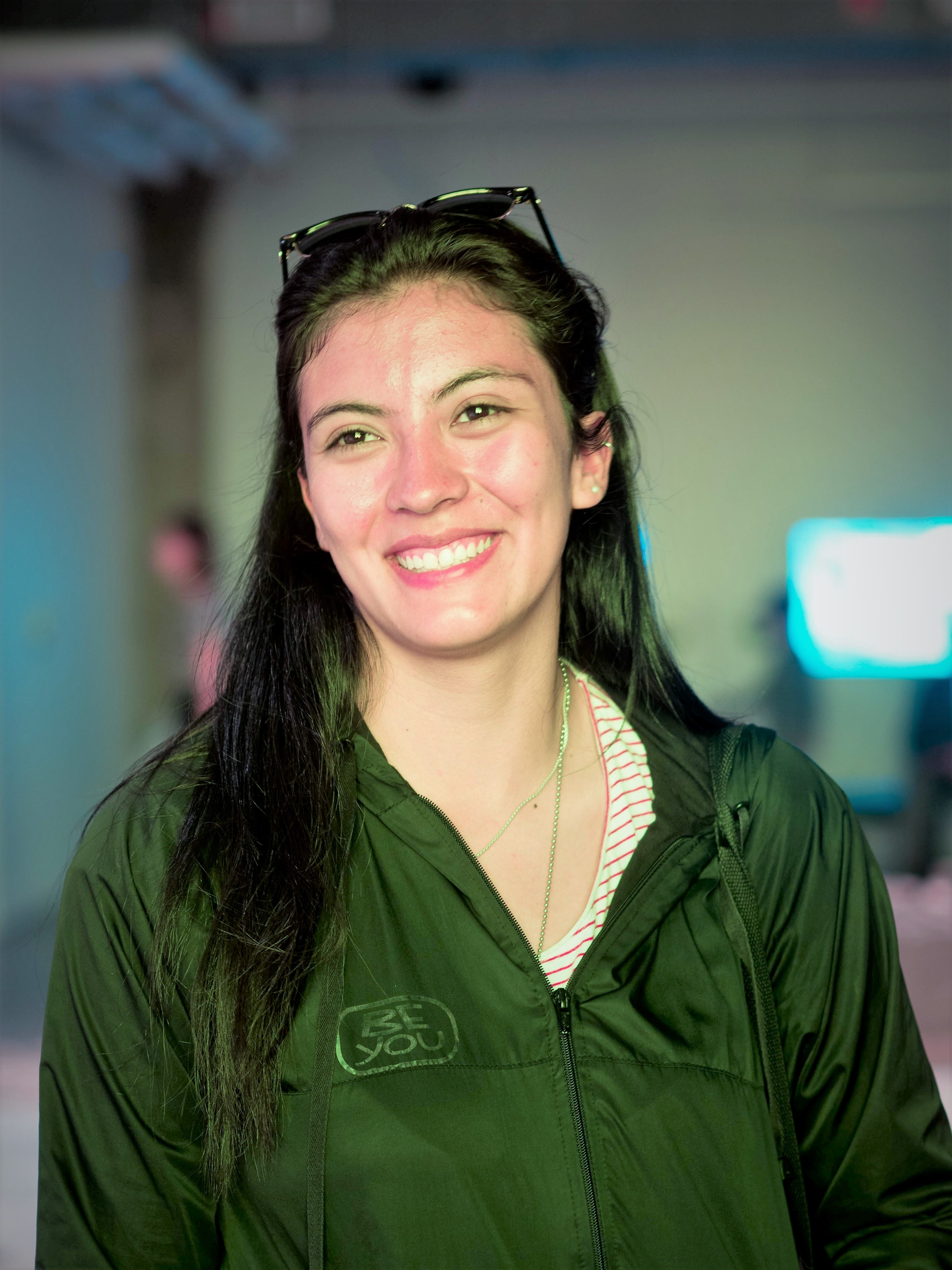 Photo of Raquel Serrano, TRIN