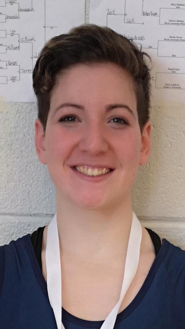 Photo of Rachel Zack, UC